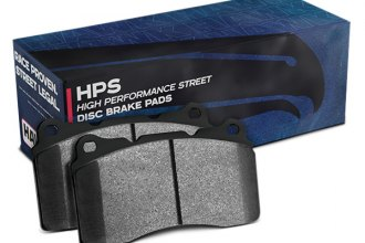 Image may not reflect your exact vehicle! Hawk® - High Performance Street Front Brake Pads