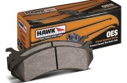 Hawk® - OES Front Brake Pads