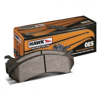 Hawk® - OES Rear Brake Pads