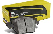 HAWK� - Performance Ceramic Front Brake Pads