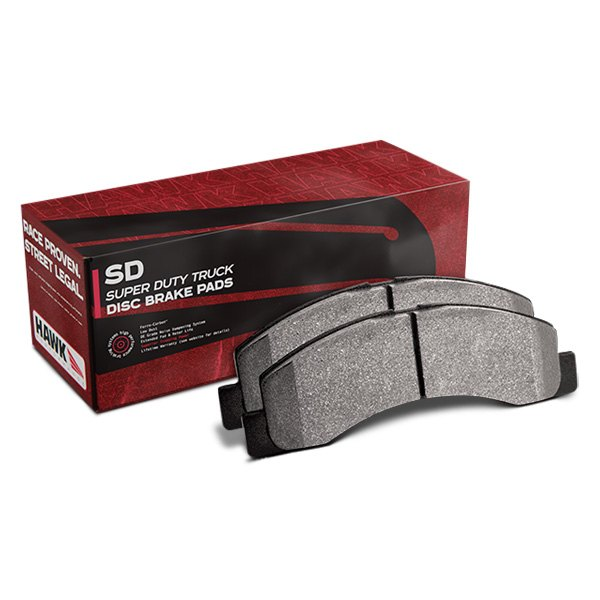 Hawk® - SuperDuty Truck Brake Pads