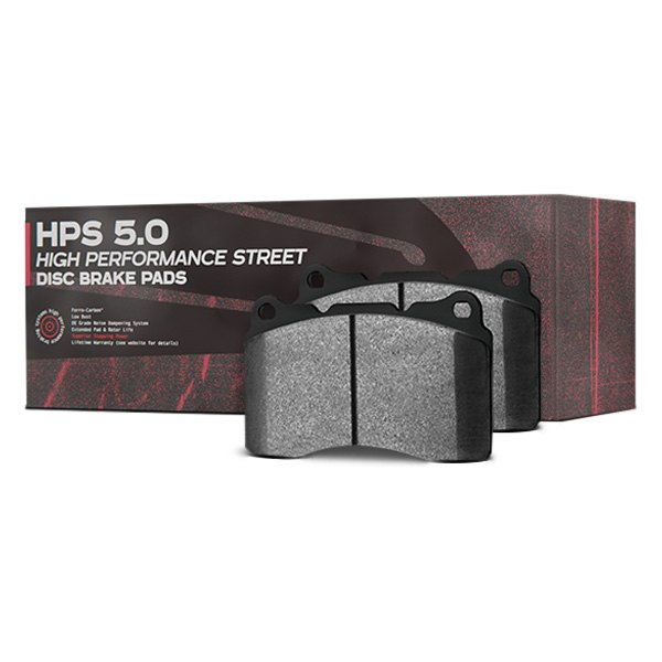 Hawk® - Hawk High Performance Street 5.0 Brake Pads
