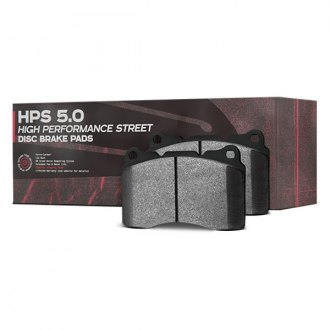Hawk® - High Performance Street 5.0 Front Brake Pads