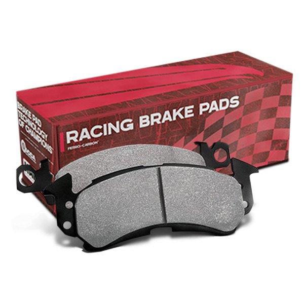 Image may not reflect your exact vehicle! Hawk® - Motorsports Performance HP Plus Compound Rear Brake Pads