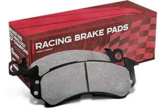 Hawk® HB143N.680 - Motorsports Performance HP Plus Compound Front Brake Pads