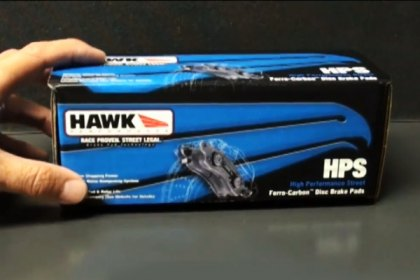 Hawk® - Brake Pads Instructions