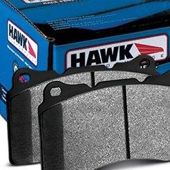 Hawk HB568P.666 SD SuperDuty High Friction Truck Brake Pads Rear Set