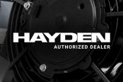 Hayden Authorized Dealer