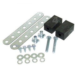 Hayden® - Transmission Oil Cooler Mounting Kit