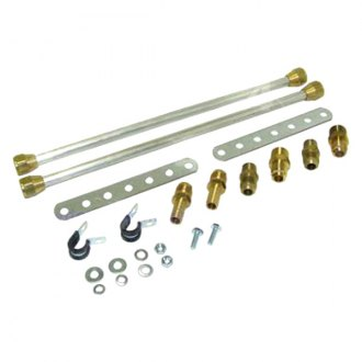 Hayden® - Oil Cooler Metal Line Kit