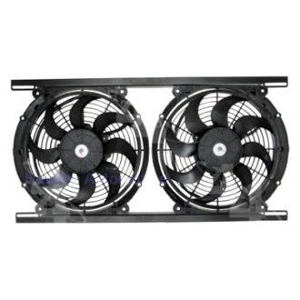 Hayden® - Dual Electric Fan Kit