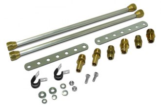 Hayden® - Engine Oil Cooler Metal Line Kit