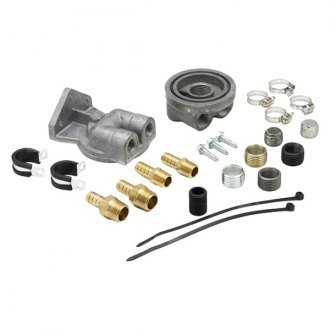 Hayden® - Oil Filter Mounting Relocation Kit