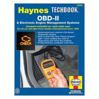 Haynes Manuals® - OBD-II and Electronic Engine Management Systems Techbook