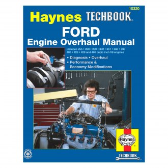 Haynes Manuals® - Ford Engine Overhaul Techbook