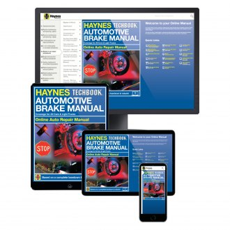 Haynes Manuals® - Automotive Brake Techbook
