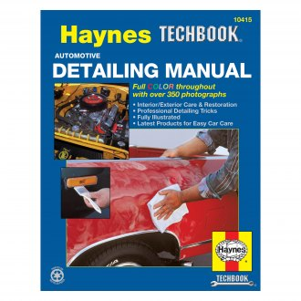 Haynes Manuals® - Automotive Detailing Techbook