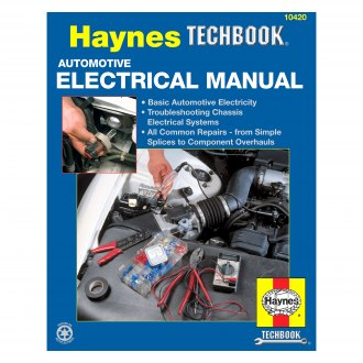 Haynes Manuals® - Automotive Electrical Techbook