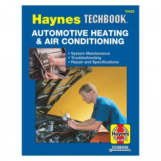 Haynes Manuals® - Automotive Heating and Air Conditioning Techbook