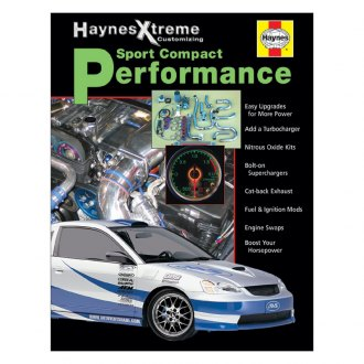 Haynes Manuals® - Sport Compact Performance Manual