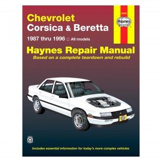 1990 chevy beretta parts replacement maintenance repair carid haynes manuals repair manual sciox Images