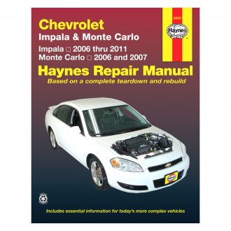 2001 chevy monte carlo ss owners manual enthusiast wiring diagrams u2022 rh rasalibre co Monte Carlo SS 2011 Monte Carlo SS 2011