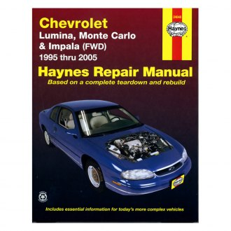 2003 chevy impala auto repair manuals at carid com rh carid com 2003 chevy impala repair manual free download 2003 chevy impala repair manual