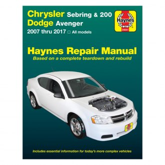 2012 dodge avenger auto repair manuals at carid com rh carid com Cigarette Charger Not Working in 2012 Dodge Advenger 2012 dodge avenger repair manual pdf