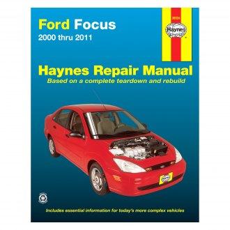 2010 ford focus auto repair manuals at. Black Bedroom Furniture Sets. Home Design Ideas