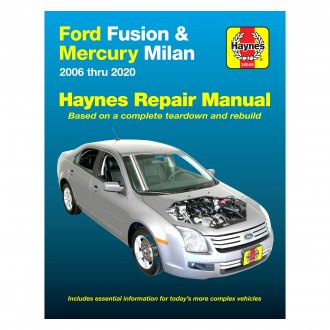 2009 ford fusion auto repair manuals at carid com rh carid com 2014 Ford Fusion Parts Diagram 2008 ford fusion repair manual