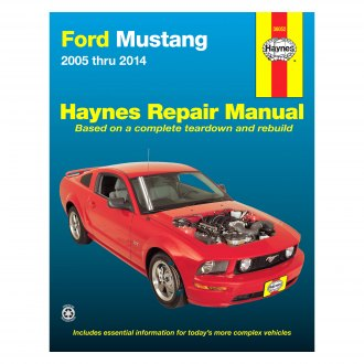 2013 ford mustang auto repair manuals at carid com rh carid com 2012 ford mustang service manual 2010 Ford Mustang Manual Transmission