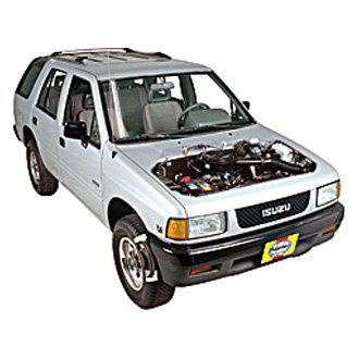 1999 isuzu rodeo auto repair manuals at carid com rh carid com 1999 isuzu rodeo owners manual 1999 Isuzu Rodeo Engine