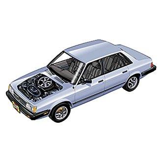 1991 subaru loyale auto repair manual books at carid com rh carid com Subaru Loyale Turbo Subaru Loyale Turbo