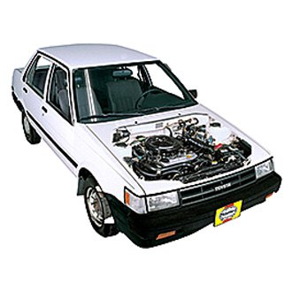1988 toyota corolla auto repair manuals at carid com rh carid com 2007 Toyota Corolla Blower Motor Relay Location Toyota Corolla Service Diagrams