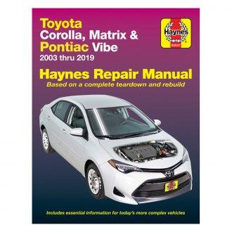 toyota corolla auto repair manuals carid com rh carid com 2000 Toyota Corolla Engine Exploded View 1990 Toyota Corolla Speed Sensor