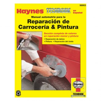 Haynes Manuals® - Automotive Body Repair and Painting Techbook