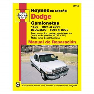 haynes manual dodge ram 1500