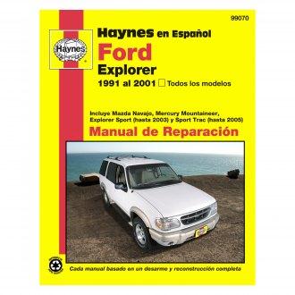 1991 ford explorer auto repair manuals at carid com rh carid com 1991 ford explorer manual 1991 ford explorer repair manual free