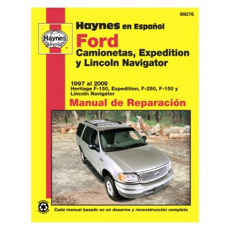 1999 ford expedition auto repair manuals at carid com rh carid com 1999 ford expedition repair manual online free 1999 ford expedition manual online