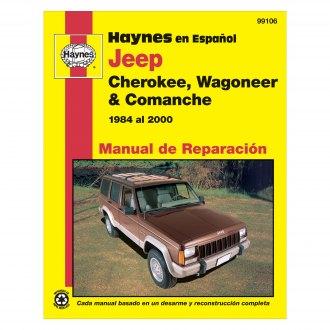 1985 jeep cherokee auto repair manuals at carid com rh carid com 1985 Jeep Comanche 1987 Jeep Wagoneer