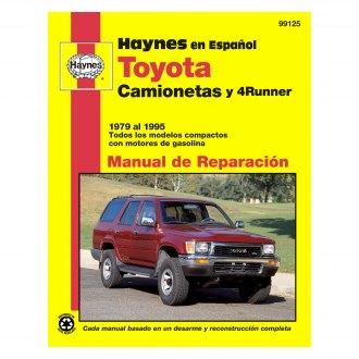 1992 toyota pickup haynes manual