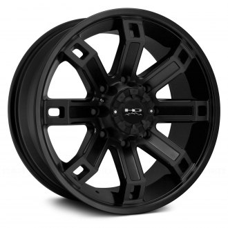 HD Off-Road® - BACK COUNTRY Satin Black