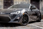 HD® - CLUTCH Satin Black on Scion FR-S