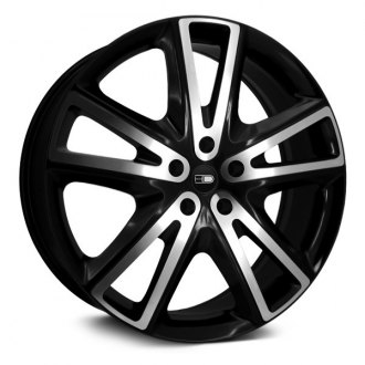 HD® - FLYWHEEL Gloss Black with Machined Face