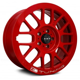 HD® - GEAR Gloss Red