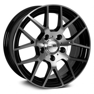 HD® - MSB Gloss Black with Machined Face