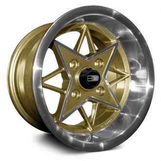 HD® - RS-B Gold with Machined Accents and Lip