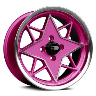 HD® - RS-B Pink with Machined Accents and Lip