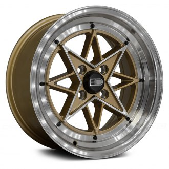 HD® - RS-L Gold with Machined Accents and Lip