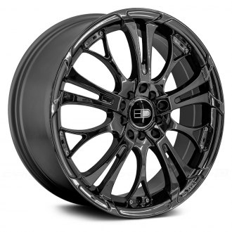 HD® - SPINOUT Black Chrome
